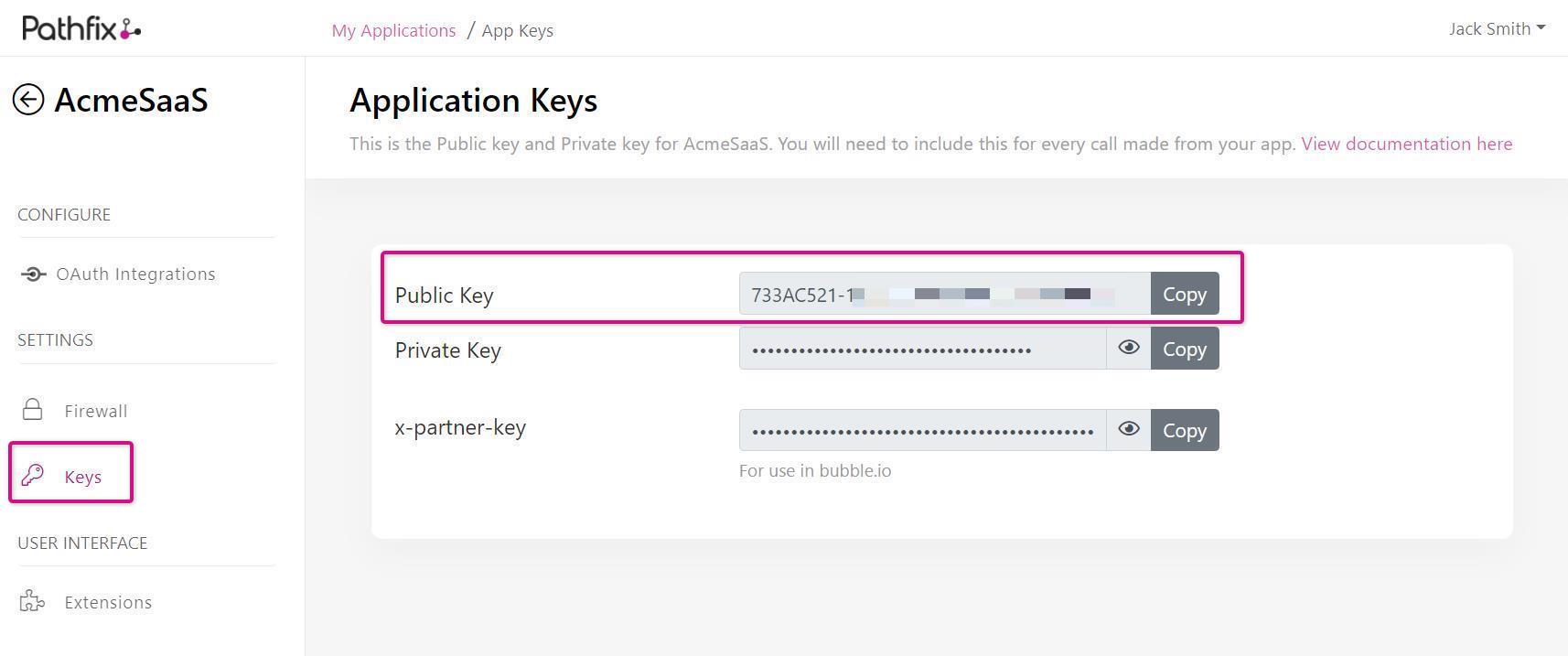 Image: Public Key