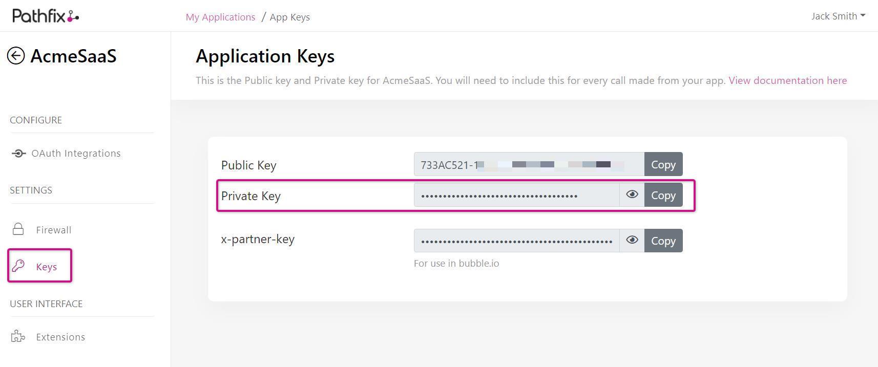 Image: Private Key